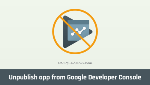how-to-unpublish-app-from-google-play-developer-console